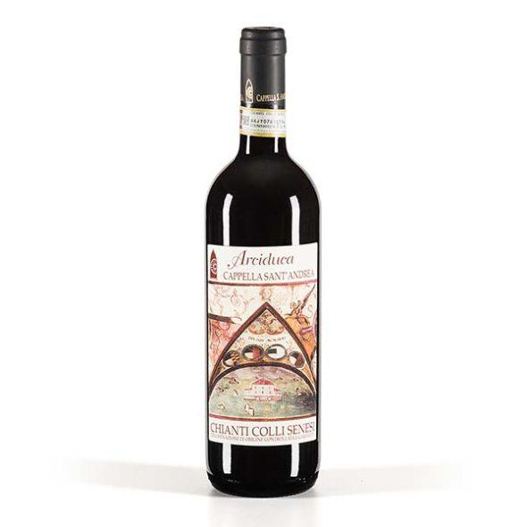 Arciduca-Chianti-Colli-Senesi-DOCG-CAPPELLA-SANTANDREA