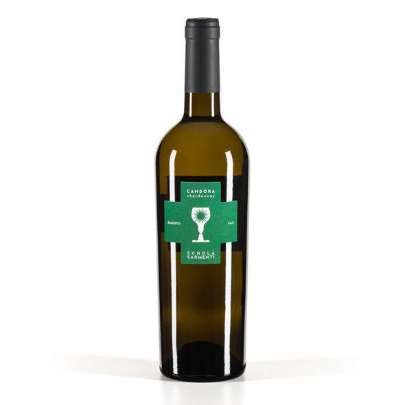 Candora-Chardonnay-Salento-IGT-SCHOLA-SARMENTI